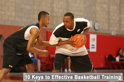 Image of Effective Basketball Training